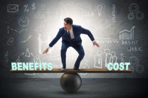 Balancing Costs with Benefits