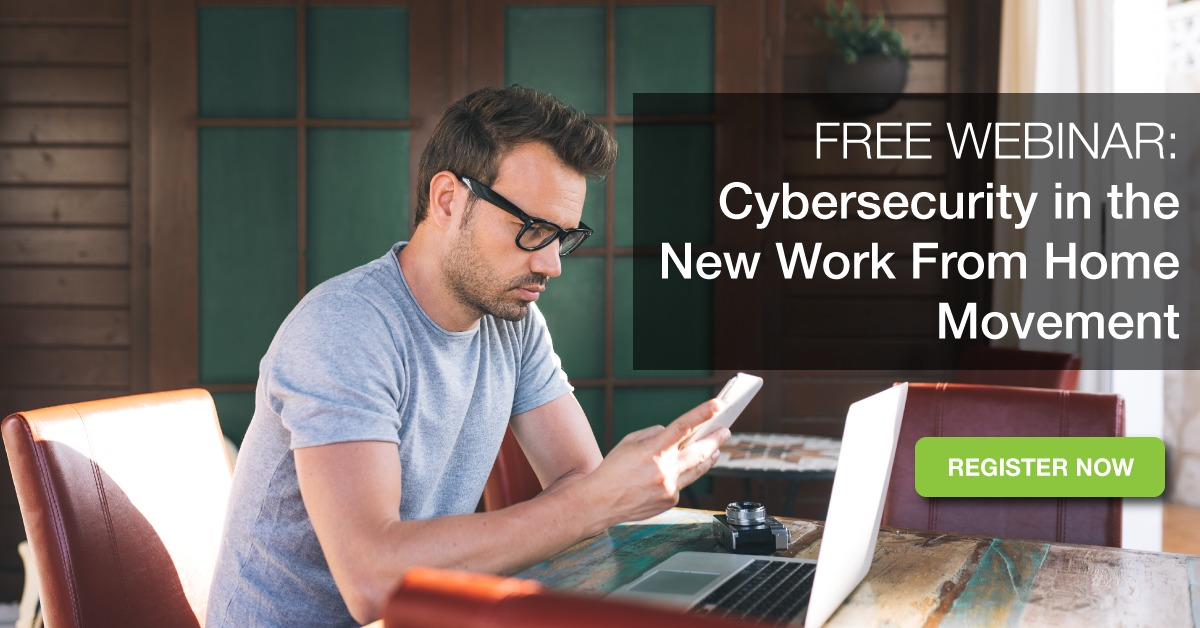 Cybersecurity and Privacy: 7 Best Practices When Employees Work Remotely